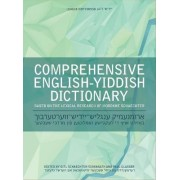 Comprehensive English-Yiddish Dictionary by Gitl Schaechter-viswanath