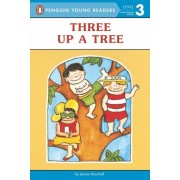 Three Up a Tree by James Marshall
