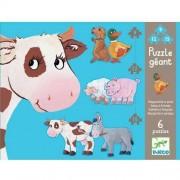 Djeco Puzzle Daisy i przyjaciele