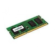 Crucial - DDR3 - 2 Go - SO DIMM 204 broches - 1066 MHz / PC3-8500 - CL7 - 1.5 V - mémoire sans tampon - non ECC