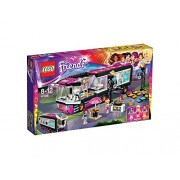 41106 Lego Pop Star Tour Bus Friends Age 8-12 / 681 Pieces / New 2015 Release! by LEGO
