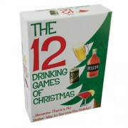 """12 Drinking Games Of Christmas"""