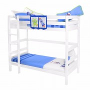 Dečiji krevet na sprat Daniel Beli Space