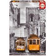 The Alfama District, Lisbon - Educa 1500 Piece Puzzle