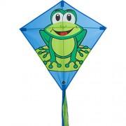 Invento 100119 - Funny Frog - Eddy Aquilone per bambini Aquilone, dai 5 anni, 68 x 68 cm e 2 m drago coda ripstop-poliestere 2 - 5 Beaufort