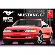 "AMT, scala 1:25 .000 ""1997 Ford Mustang GT 50° anniversario-Kit per modellismo,"""