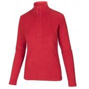 Hot Stuff Fleece Half Zip Women Damen-Fleecepullover