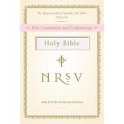 NRSV HarperCollins Catholic Gift Bible by Harper Bibles
