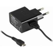 Incarcator Yenkee Micro USB 1000mAh Negru