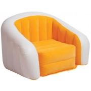 Fotel Cafe Club Chair narancssárga #68571NP Utolsó 1 darab!