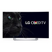 "LG 55EG910V 3D CURVED OLED TV 55"" Full HD, SMART WebOS T2, Silver/White"