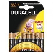 Baterie Duracell Basic AAA LR03 8buc