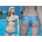 Bikini Aqua lusso reggiseno a triangolo e bikini slip largo
