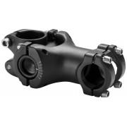 Humpert Swell 2 Stuurpen diameter 254 mm verstellbar zwart 120mm 2017 Vario stuurpennen