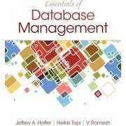 Essentials of Database Management by Jeffrey A. Hoffer