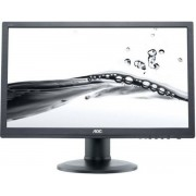 "Monitor TN LED AOC 24"" e2460Phu, Full HD, HDMI, 2ms GTG, Boxe (Negru)"