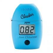 Medidor de Cloro Libre digital Hanna Checker 0 a 2,50 ppm (HI 701)