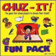 Chuz-It - The Fun Pack! Board Game by Flashback Games
