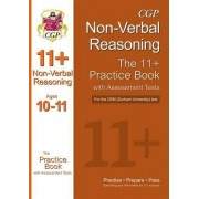 11+ Non-verbal Reasoning Practice Book with Assessment Tests (Age 10-11) for the CEM Test by CGP Books