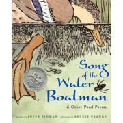 Song of the Water Boatman and Other Pond Poems by Joyce Sidman
