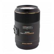 Obiectiv Sigma 105mm f/2.8 Macro HSM EX DG OS pentru Canon