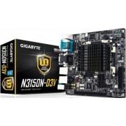 Placa de baza CPU integrat Gigabyte N3150N-D3V DDR3