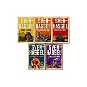 Sven Hassel Cassell Military Series 5 Books Collection Set