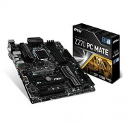 MSI Z270 PC MATE Carte mère Intel Socket LGA 1151
