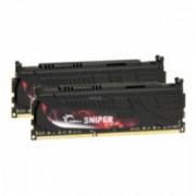 G.Skill 8 GB DDR3-RAM - 2133MHz - (F3-17000CL9D-8GBSR) G.Skill Sniper-Series Kit CL9
