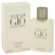 Acqua Di Gio For Men By Giorgio Armani Eau De Toilette Spray 1.7 Oz
