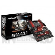 ASRock 970A-G/3.1 - Raty 10 x 33,90 zł