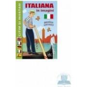 Citim si invatam - Italiana in imagini pentru cei mici