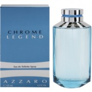 Azzaro Chrome Legend Eau de Toilette para homens 125 ml