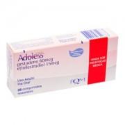 Adoless 60 Mcg 15 Mcg Com 28 Comprimidos