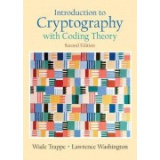 Introduction to Cryptography with Coding Theory by Lawrence C. Washington