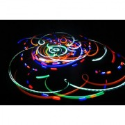 Dancefloor Essence - Orbital Rave Light Toy - LED Orbit Spinning Light Show by Rob's Super Happy Fun Store