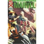 """"""" Un Monde En Sursis """" ( The Fantastic Four / Earth X / Captain America / Dossier : Kabuki ) : Le Magazine Marvel N° 33 ( Octobre 1999 )"""