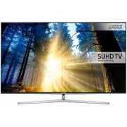 "Televizor LED Samsung 139 cm (55"") UE55KS8002T, Smart TV, Ultra HD 4K, Motion rate 200, WiFi, CI + Lantisor placat cu aur si argint + Cartela SIM Orange PrePay, 6 euro credit, 4 GB internet 4G, 2,000 minute nationale si internationale fix sau SMS national"
