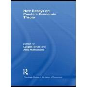 New Essays on Pareto's Economic Theory by Luigino Bruni