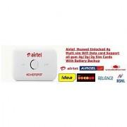 Huawei 4g Wifi 4G Router Airtel Logo E5573s-606 Model - Unlocked