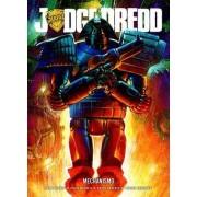 Judge Dredd: Mechanismo by John Wagner