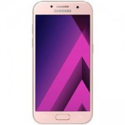 Смартфон Samsung SM-A320F GALAXY A3 2017, 16GB, Розов, SM-A320FZINBGL