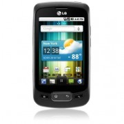 LG Optimus One P500 noir