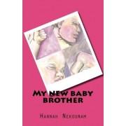 My New Baby Brother by Hannah Nekounam