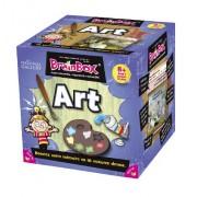 The Green Board Game Co. - BrainBox, Gioco di quiz, soggetto: Arte [lingua francese]