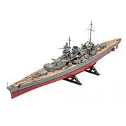 Revell GmbH 05037 1: 570 scale Scharnhorst Model Set