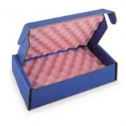 RAJAPACK Highshield Noppenschaum-Boxen 267 x 216 x 64 mm