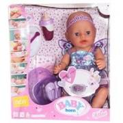 Baby Born - Papusa Interactiva Zana