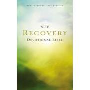 NIV Recovery Devotional Bible by Zondervan Publishing