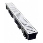 Korytko Odwodnienie liniowe 1m plastik/ocynk 105mm